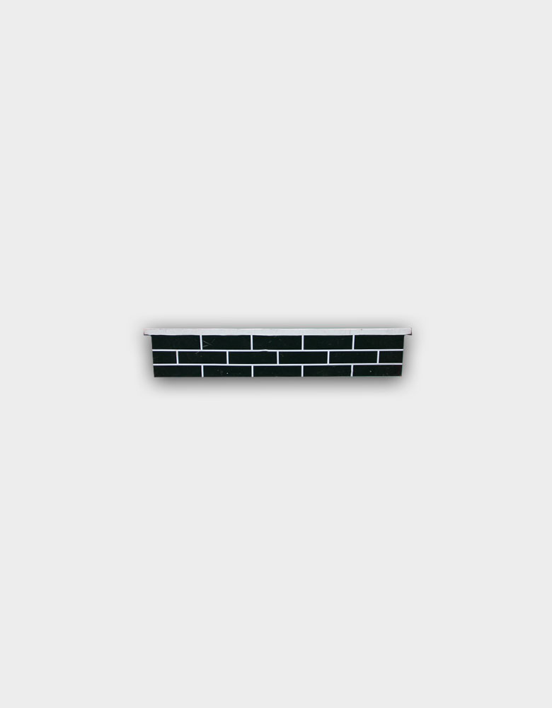 hurdle filler with wall design
