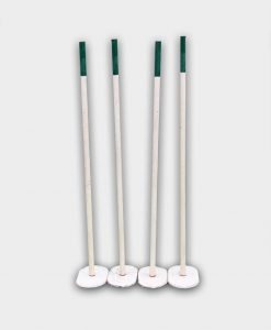 indoor long jump marker poles