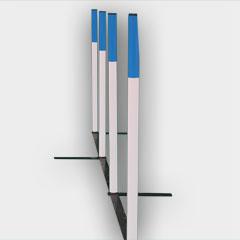 Weaving Poles